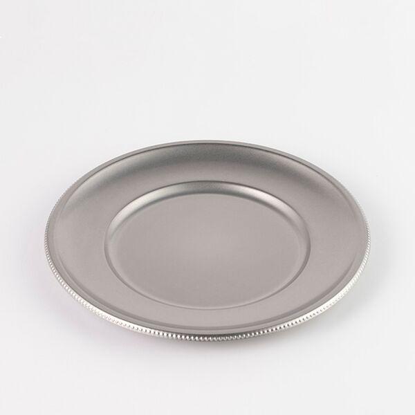 ヴィンテージイノックス マルタマライン洋食皿 ラウンドプレート カフェレストラン