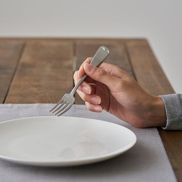 ヴィンテージイノックス リュテスクラシック サラダフォーク カフェレストラン