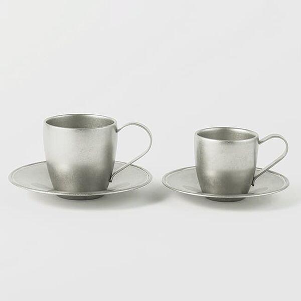 ヴィンテージイノックス DWカップ&ソーサー コーヒー ティータイム